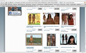 Second Life Search